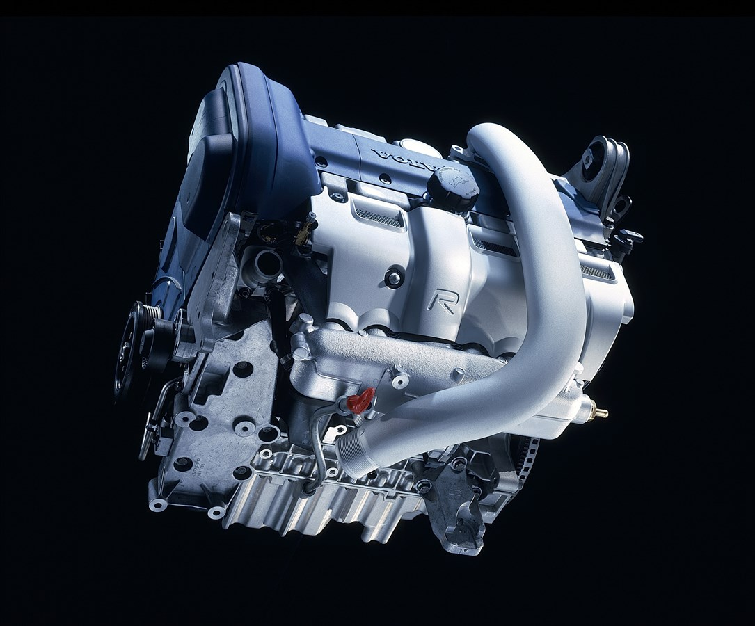 2005 Volvo Xc90 Engine Diagram Volvo S60 R And V70 R Refined Turbo Technology For Top
