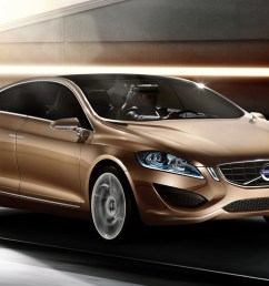 the volvo s60 concept a glimpse of the next generation volvo s60 volvo car [ 1350 x 900 Pixel ]