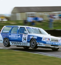 twenty years since volvo made its debut in the btcc with the 850 estate volvo car group global media newsroom [ 1000 x 900 Pixel ]