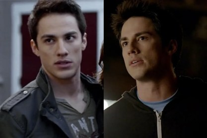 Michael Trevino, The Vampire Diaries, The CW, 102015
