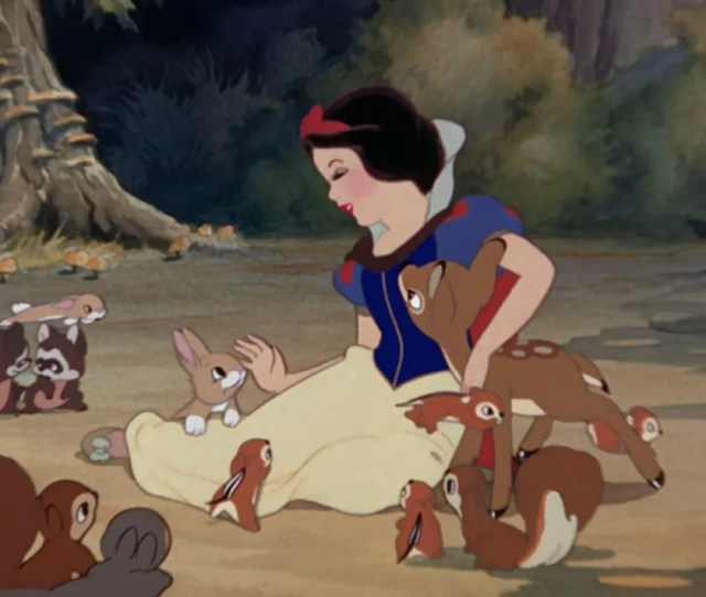 Snow White And The Seven Dwarfs Disney