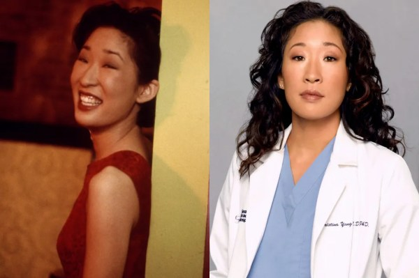 Grey's Anatomy Cast Before After