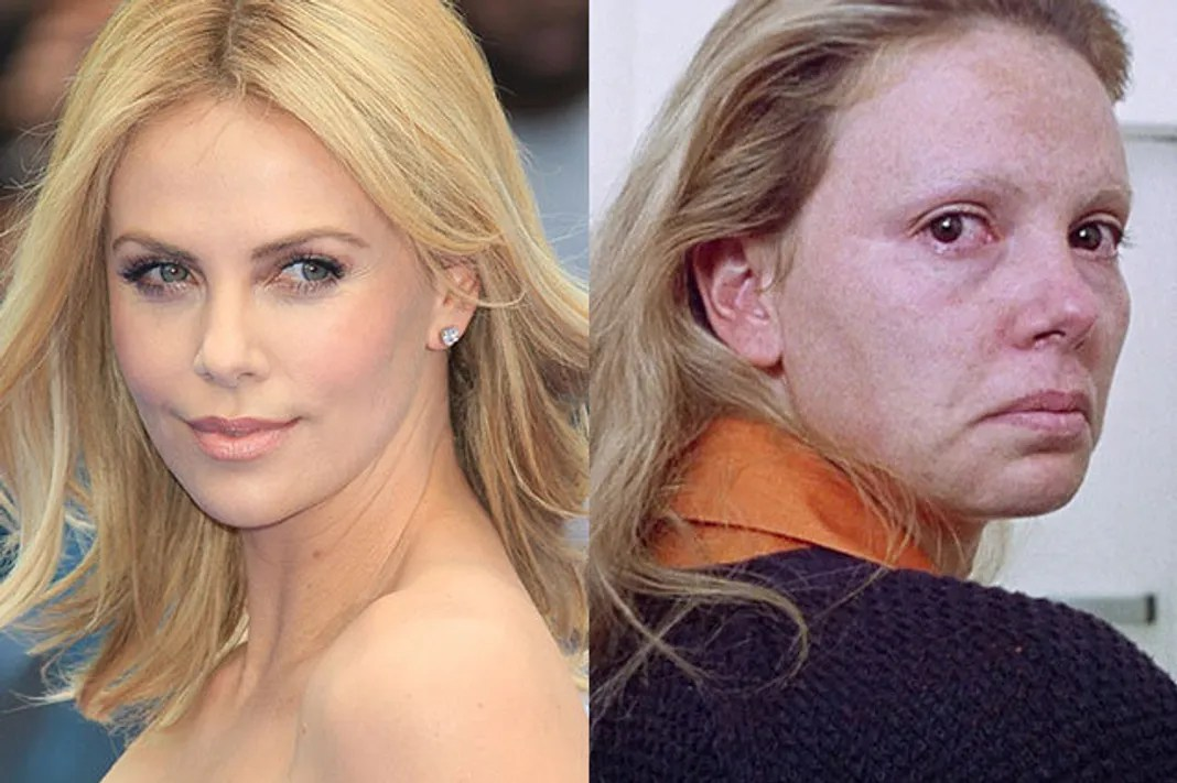 Charlize Theron Monster Transformation