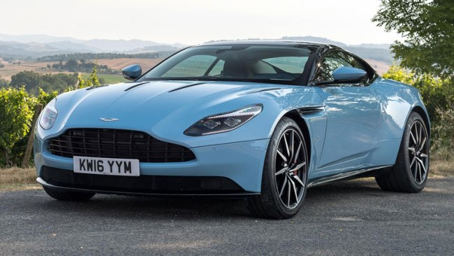 The Aston Martin Which Every Body Waiting For Aston Martin DB11 World Most Beautiful Car