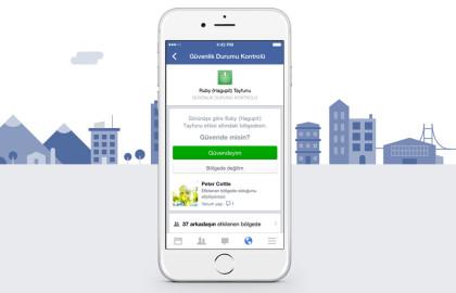 Facebook Güvenlik Durum Kontrolü