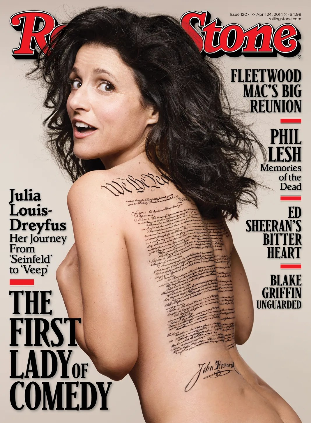 The 27 Sexiest and Most Scandalous Rolling Stone Covers