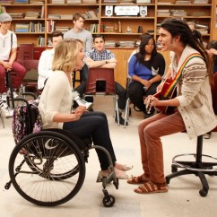 Wheelchair Glee Posture Care Chair Adelaide 20 39glee 39 Storylines You Probably Forgot About