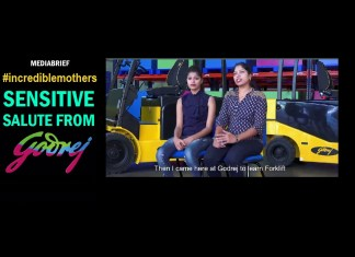 image-gODREJ-sENSITIVE-sALUTE-tO-mOTHERS-oN-mOTHERS dAY-mEDIABRIEF