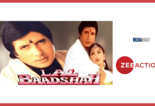 image-Big B's Lal Baadshah on Zee Action Mediabrief