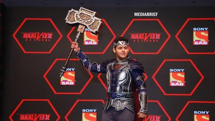 image - INPOST-Dev Joshi in Baalveer Returns starting on September 10 on Sony SAB MediaBrief