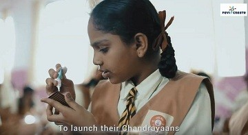 Fevicreate on a mission to inspire 100000 students in 650 schools in 25 cities about Chandrayaan 2