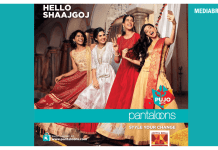 image-Pantaloons creates the Pujo Rockstars this Pujo Mediabrief