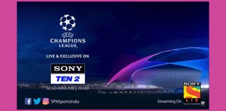 image-The prestigious UEFA Champions League returns to SONY TEN 2 Mediabrief
