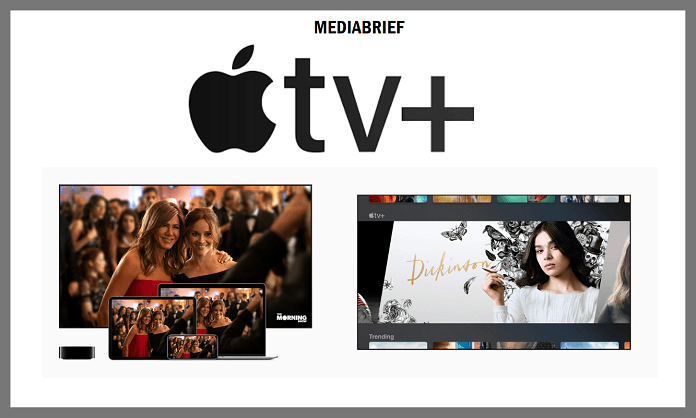 image-Apple TV+ launches November1 on Apple TV app worldwide Mediabrief