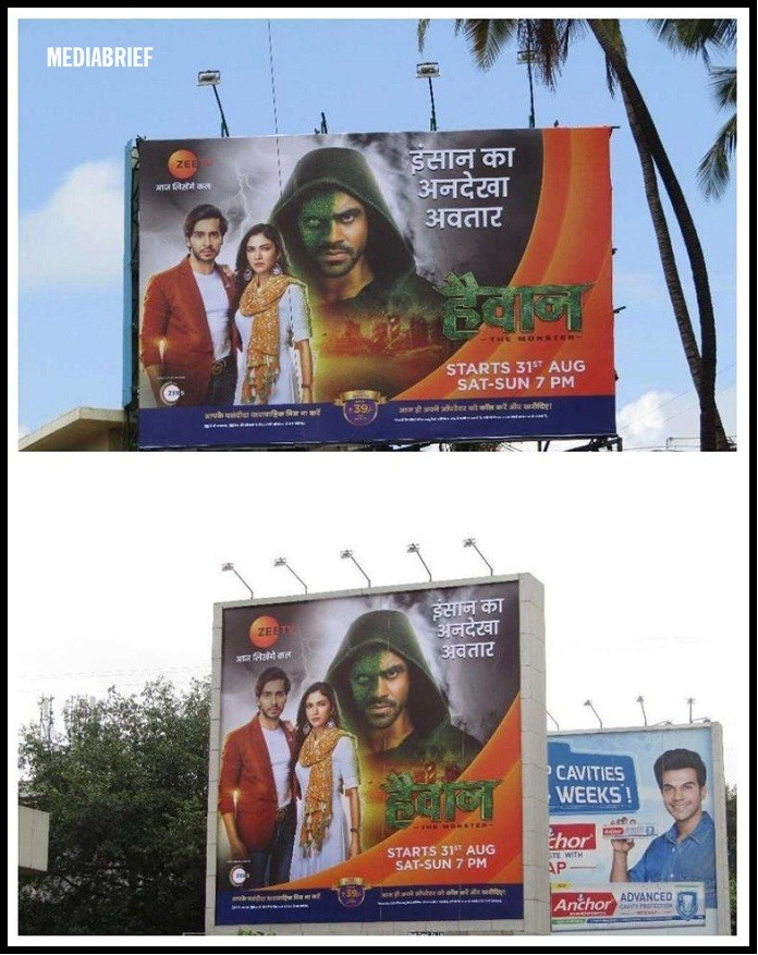 image zee tv campaign for haiwan the monster mediabrief-4