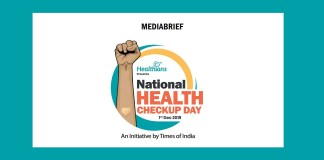 IMAGE-TOI - National Health Check- up Day - MediaBrief
