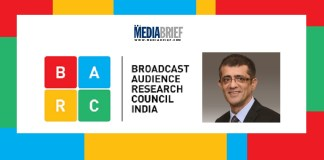Image-sunil lulla is barc india ceo - Partho Dasgupta moves on - mediaBrief