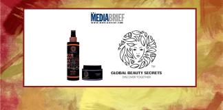 image-Festive hamper Pampering Beauty Kit by Global Beauty Secrets Mediabrief