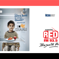 RED FM extends support to NGO - Feeding India through 'Iss Diwali No Paet Khaali' campaign
