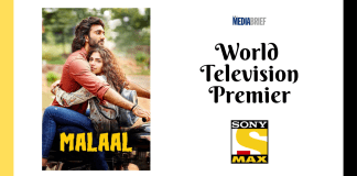 image-Sony MAX presents the World Television Premiere of the film 'Malaal' Mediabrief