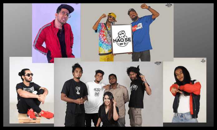 image-The featured artists in #HaqSeHipHop Mediabrief