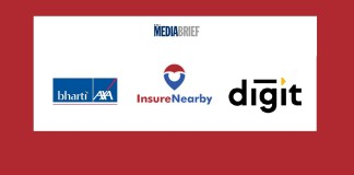 image-insurenearby-bharti axa - godigit tie up for bike insurance - mediabrief