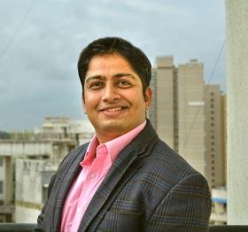 Harikrishnan Pillai, CEO co-founder,TheSmallBigIdea