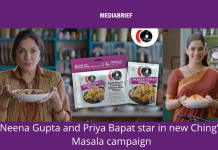 image-Neena Gupta and Priya Bapat star in new Ching's Masala campaign Mediabrief