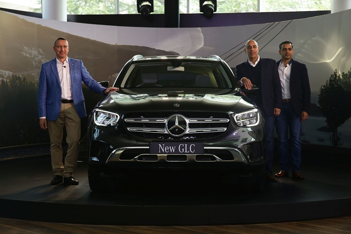 Mercedes-Benz GLC 220d launch - Picture 01