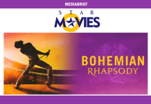 image-Star Movies brings Indian television premiere of Bohemian Rhapsody Mediabrief