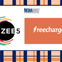 ZEE5 partners with FreeCharge to offer entertainment on the go