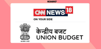 image-CNN-News18 gears up for Union Budget 2020, lines up special programming Mediabrief
