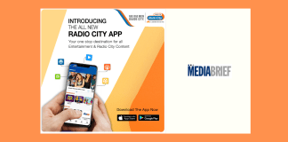 image-Radio City revamps its app, Amps up its focus on entertainment content Mediabrief