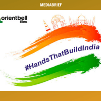 This Republic Day, Orient Bell pays tribute to #HandsThatBuildIndia