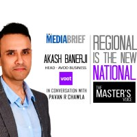 PODCAST: Akash Banerji, Business Head AVOD - VOOT on The Master's Voice