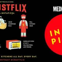 Instapizza launches the #CrustFlix campaign to ensure customer safety & build trust