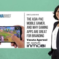 Exclusive: InMobi AsiaPac MD Vasuta Agarwal on The Asia Pacific Mobile Gamer, and branding insights