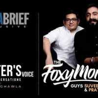 EXCLUSIVE PODCAST: Suveer Bajaj and Pratik Gupta of Foxymoron