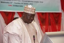 Photo of Lawan congratulates APC, Kogi Bayelsa Governor-Elect