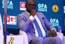 Photo of Kurt Okraku elected to lead Ghana football