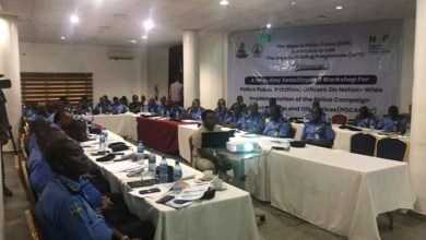 Photo of NPF organises one-day sensitization workshop for officers nationwide