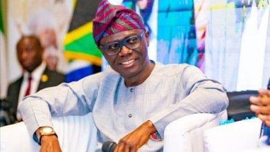 """Photo of Sanwo-olu drops title """"His Excellency"""",says demi-god mystique"""