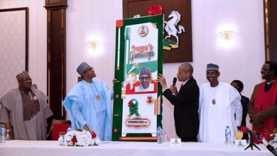 Photo of Buhari appreciates Nigerians for supporting his administration