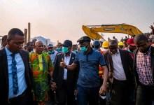 Photo of Sanwo-Olu assures reconstruction of burnt Amu plank market in Mushin