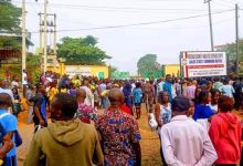Photo of Massive crowd as Nigerians gets NIN to process JAMB registration