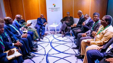 Photo of Border closure: I can't leave Nigerian youths endangered- Buhari