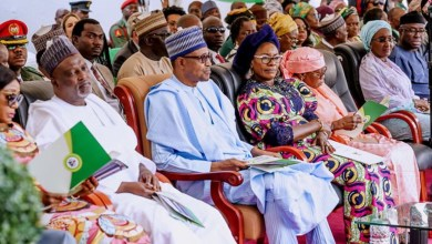 Photo of Buhari calls on retention of girl child education, end child marriage