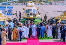Photo of Equipping security agencies major policy of government- Buhari