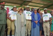 Photo of Corp members are patriotic – Minister