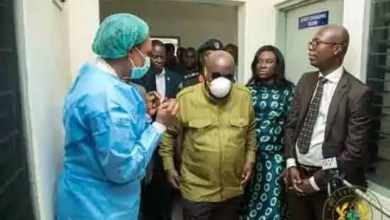 Photo of Coronavirus: Akufo-Addo defied self-quarantine protocol